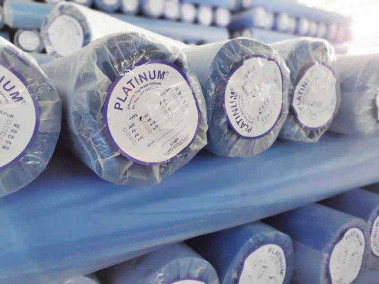 Pabrik Terpal dan Karung Plastik - PT. Limmas Anugrah Plasindo