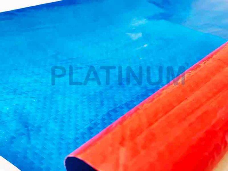 Terpal Platinum Biru Orange